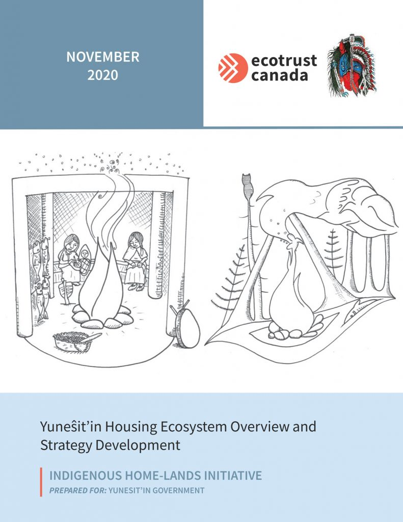 COVER Yunesit'in Housing Ecosytem Report (2020)